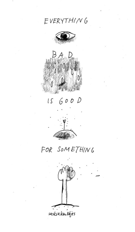 bad good - comics, blackandwhite - sask-3331 | ello