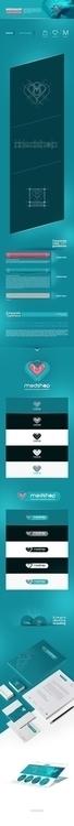 Medshop Logodesign - #logo#logodesign - pooyabeik | ello