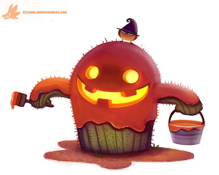 Daily Paint - 1066. - piperthibodeau | ello