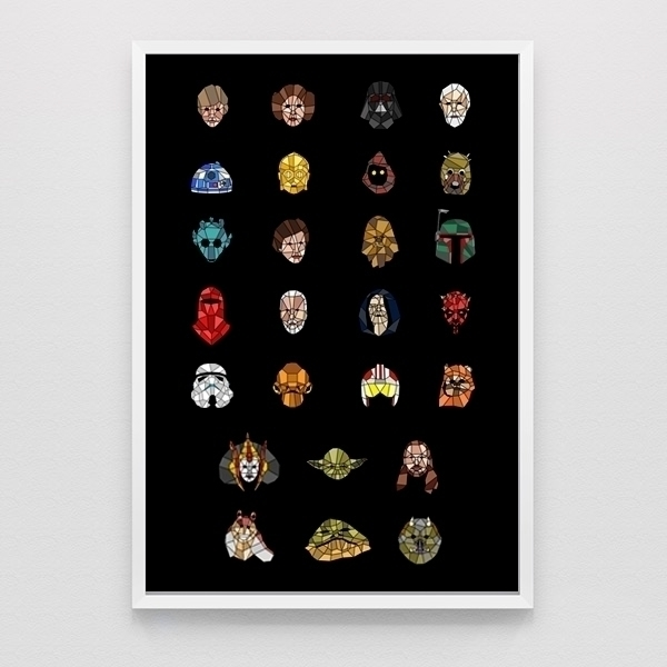 Star Wars Polygon Collection Ea - eantoli | ello