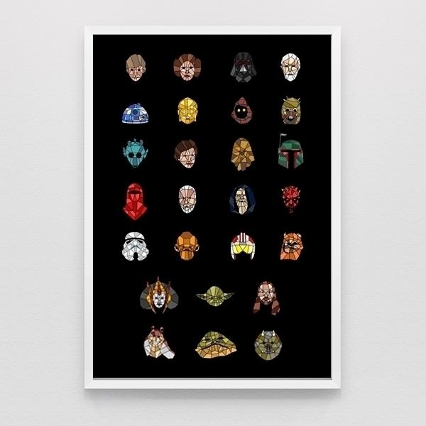 Star Wars Polygon Collection Ea - eantoli | ello