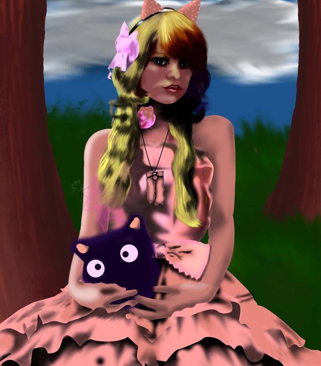 Nicole - lotuschild | ello