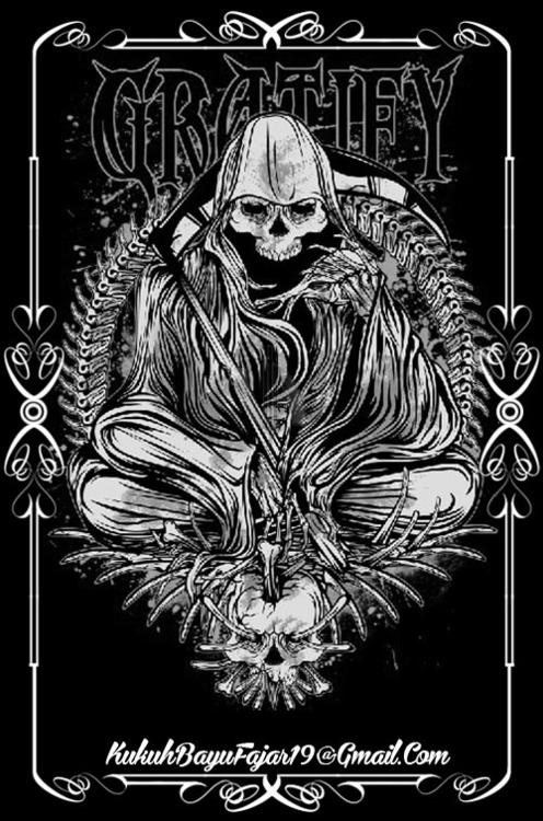 Reaper - reaper, god, death, dead - vhayu19 | ello