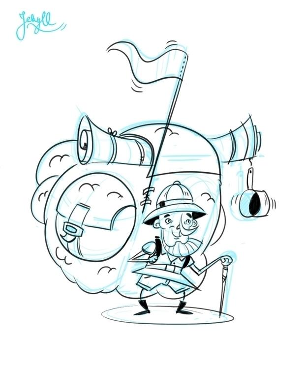 characterdesign - andreshertsens   ello