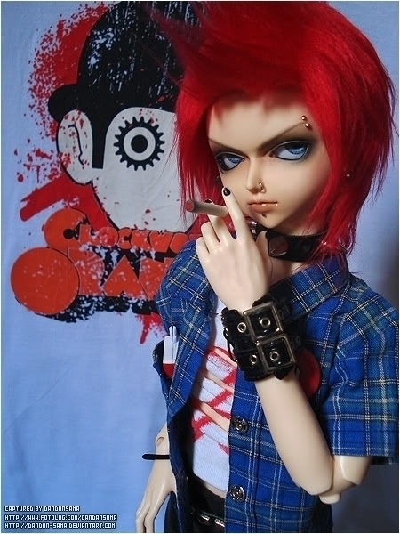 Doll Izam Head mold / body: Ang - dandansama | ello