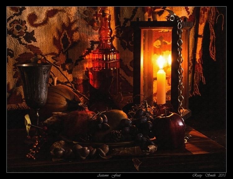 Autumn Fruit: scour thrift , di - rsmithdigital | ello