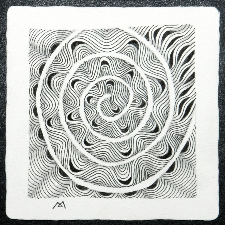 drawing,zentangle - marysargeant | ello