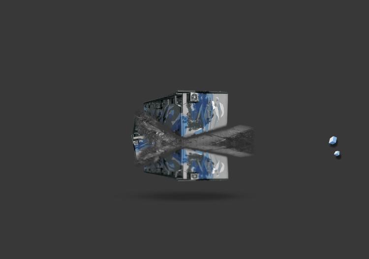 Flower Market / Graphic Design - organism-4233 | ello