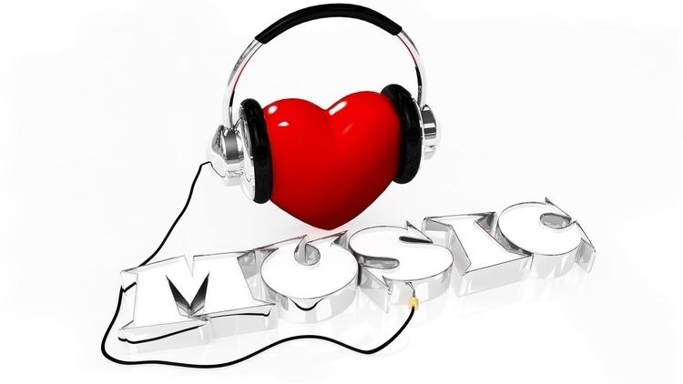 Music love - illustration, conceptart - aman_d_singh | ello