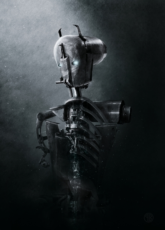machine - digitalart, photomanipulation - pboro | ello