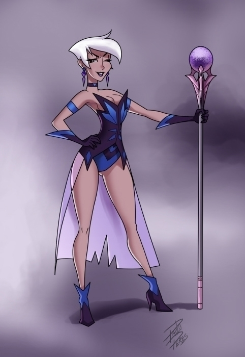Evil-Lyn (Masters Universe) Red - pauloperes-1547 | ello