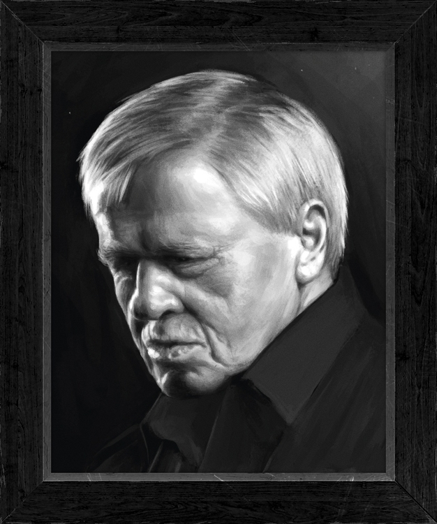 Vladimir Kerndl Portrait create - jakubcenkl   ello