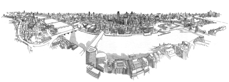 View Shard - illustration, shard - alexanderashby | ello