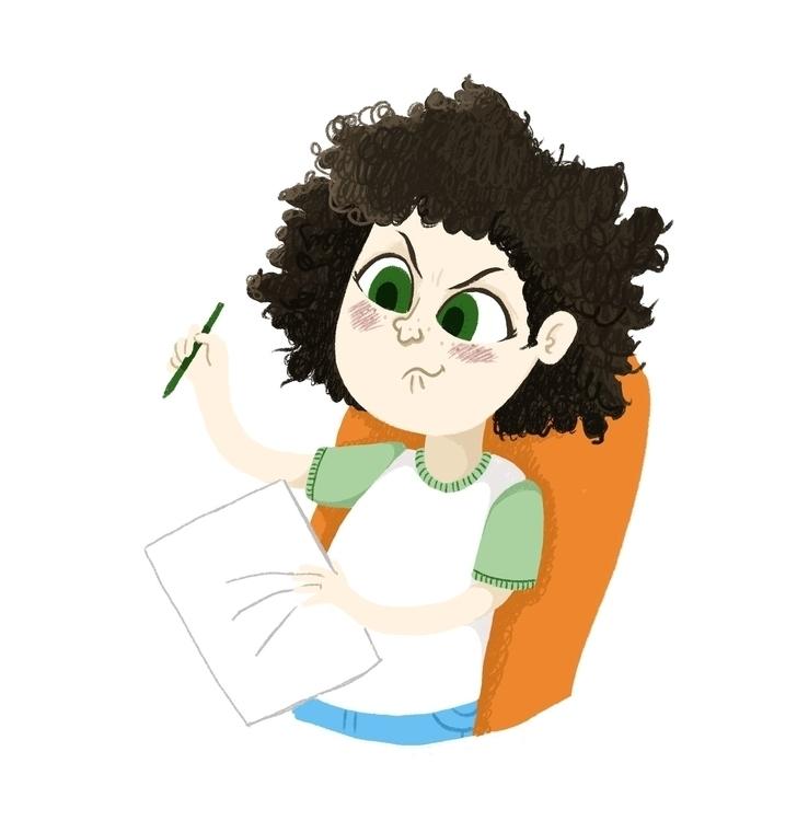 Diabola fav book child, Angela  - ateepee | ello
