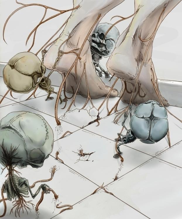 image Thanatos Eros, Death Inst - katpowell | ello