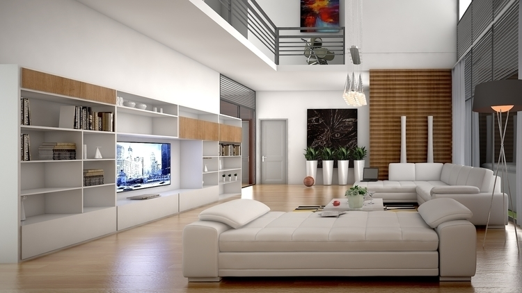 Living Room - dhakadesigner, Designer - dhakadesigner | ello