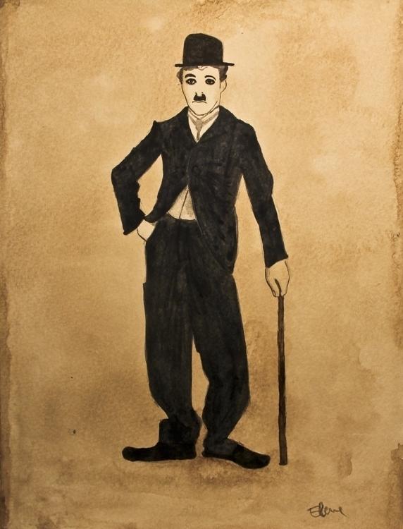 Charlie Chaplin - charliechaplin - elenamantovan | ello