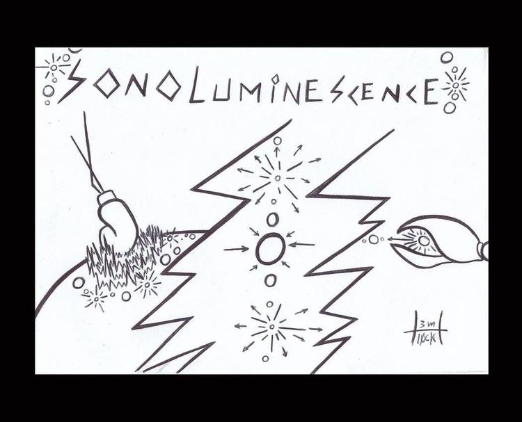 Sonoluminescence Abstract: phys - h3ml0ck | ello