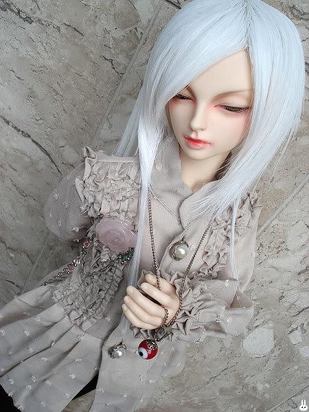Doll: Lumina Head mold / body:  - dandansama | ello