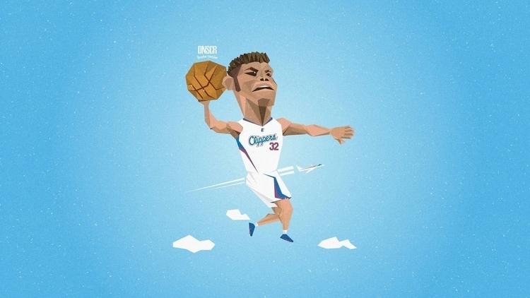 Blake Griffin - nba, basketball - dnscr | ello