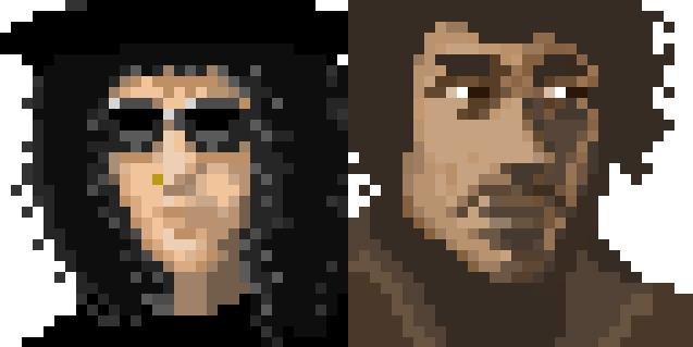 Slash / Jimi - jimihendrix, slash - jesselane | ello
