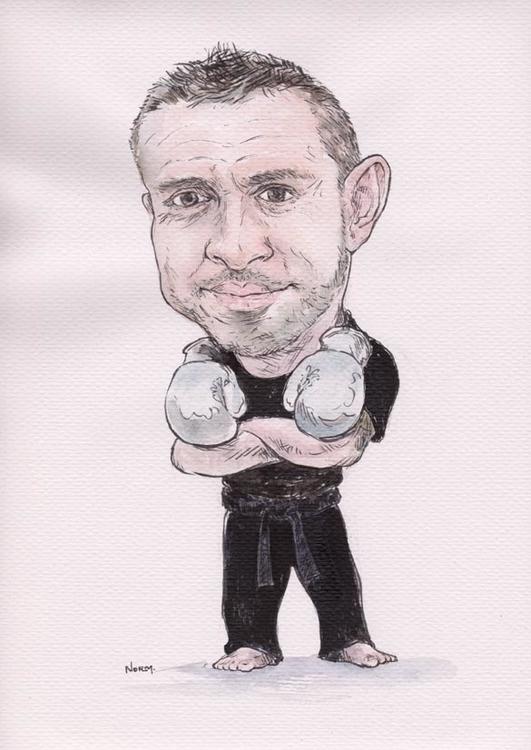 Matt - martialarts, boxing, kickboxing - waivisuals | ello