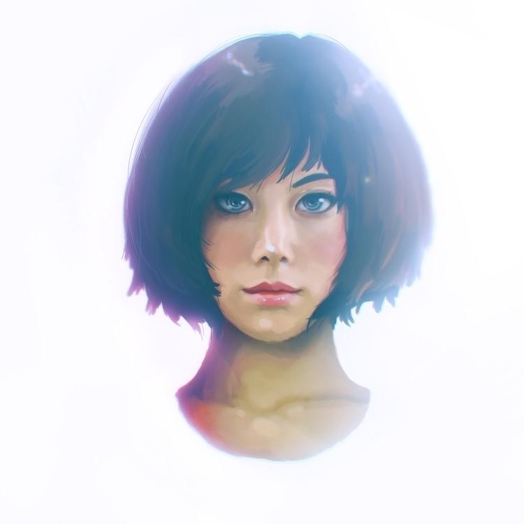 light, study, character, conceptart - doodles-4576 | ello