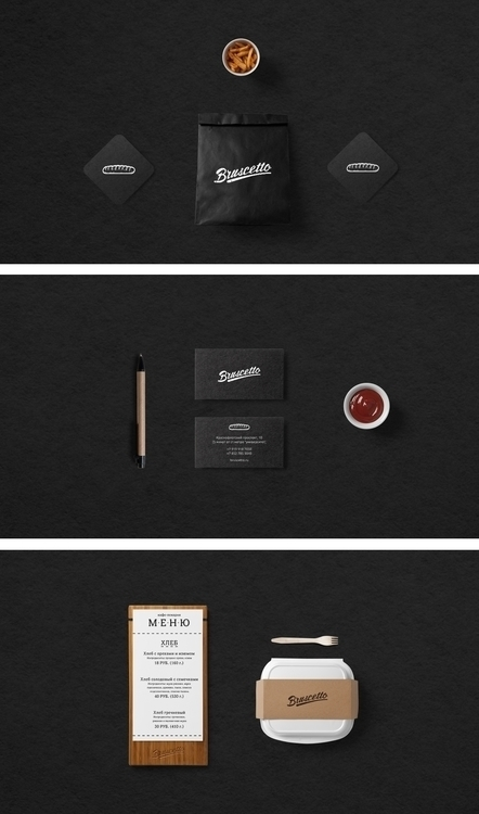 Bruscetto - design, logo, logodesign - handco | ello