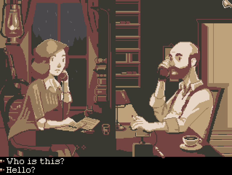 Song (Adventure Game - gameart, adventure - leafthief | ello