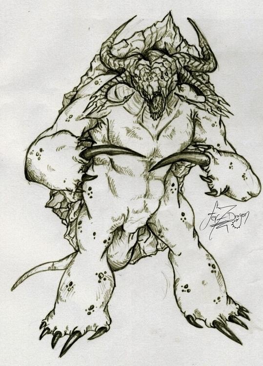 illustration, characterdesign - feradami | ello