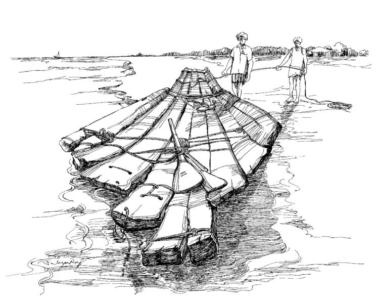 Fishing Boat - India - illustration - sjayaraj999   ello