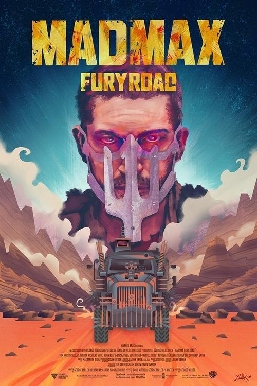 tribute Mad Max - Fury Road mov - ladislas-2174 | ello