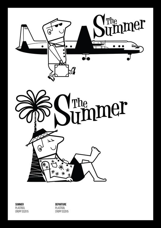 Summer, departure - gwiazda | ello