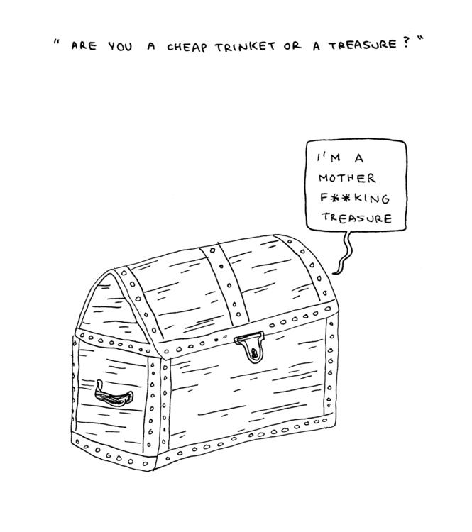 treasure, cheap, expensive, rich - ajsazdrav | ello