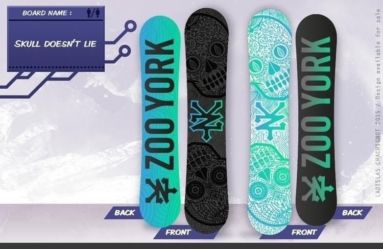 Design part (snow)Board Project - ladislas-2174   ello