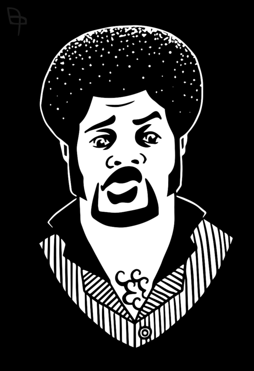 disco portrait - vector, latino - coconutter | ello