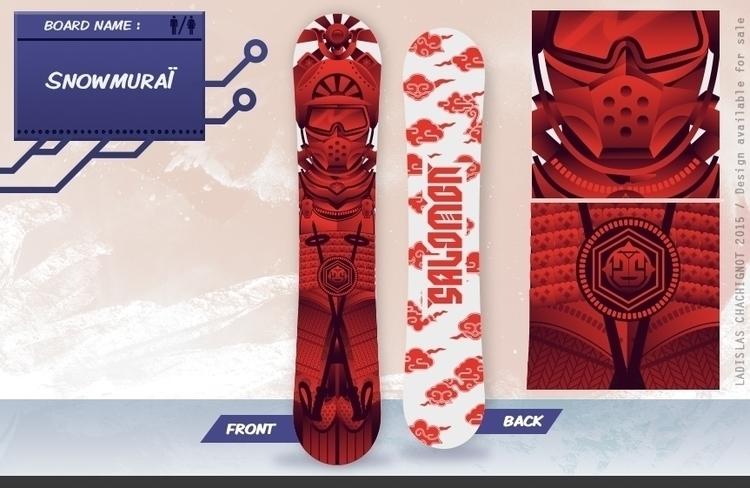 Design part (snow)Board Project - ladislas-2174 | ello
