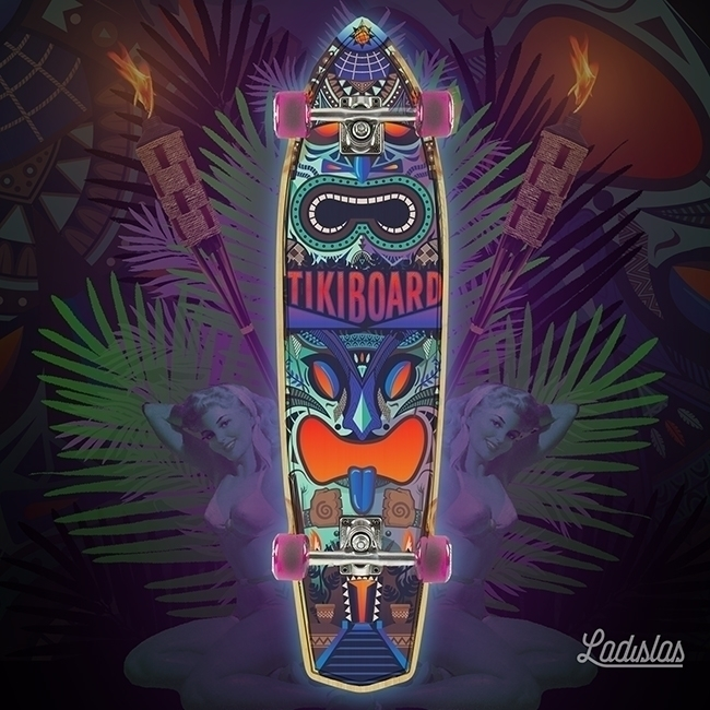 wanted design longboard. decide - ladislas-2174 | ello