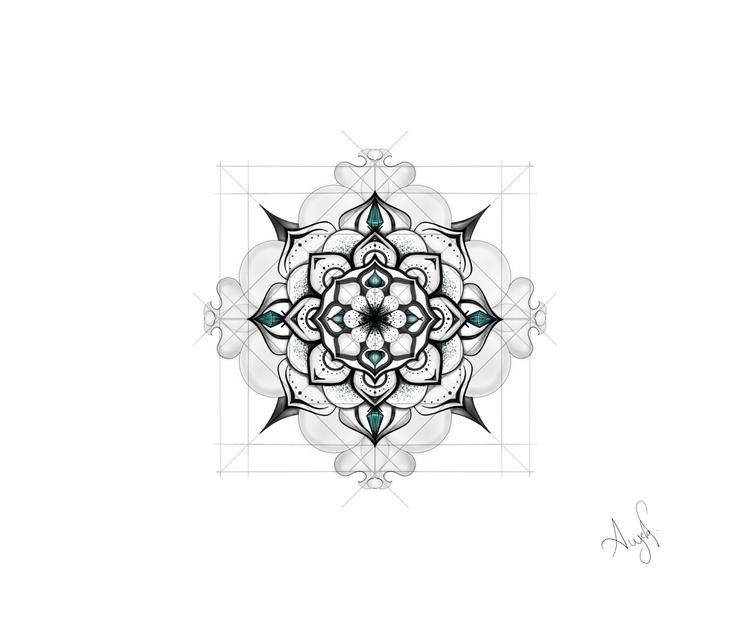 MosaiC - illustration, portuguese - angelapatricia | ello
