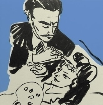 Gala Dalí - gala, dali, salvadordali - zulemagaleano | ello