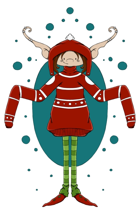 Christmas/winter themed Helga d - zita-3948   ello