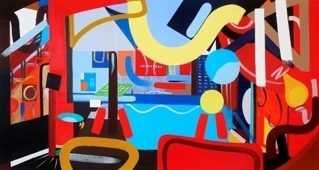 Lisa Robinson Untitled Oil Canv - lisavrobinson | ello
