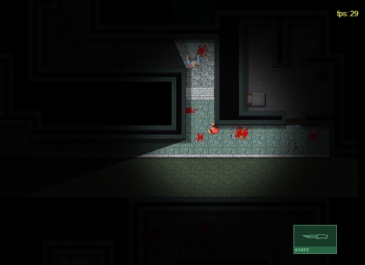Screenshot abandoned zombie shm - evileagles | ello