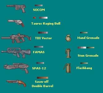 Gun icons abandoned zombie shmu - evileagles | ello
