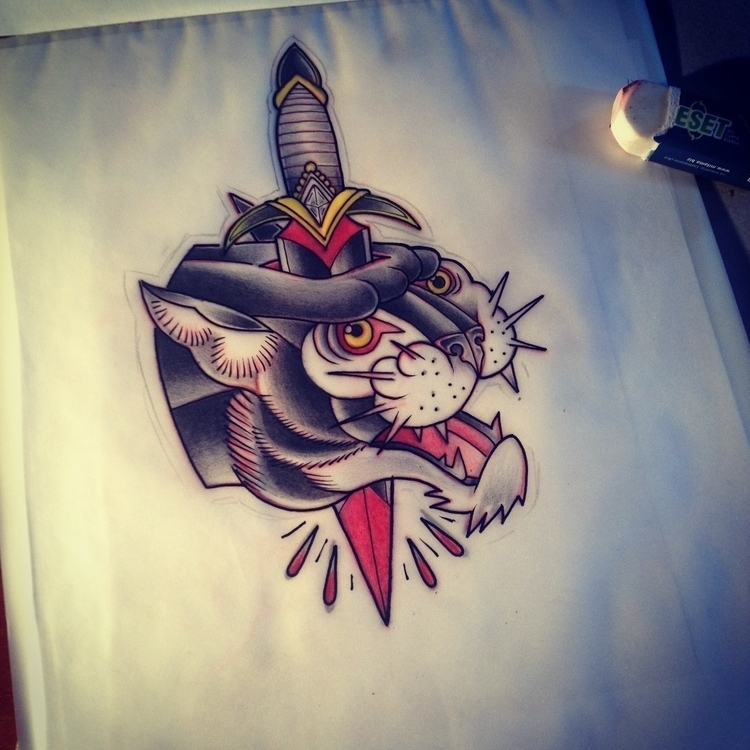 Tattoo, sketch, drawing - foskoscarfagna | ello