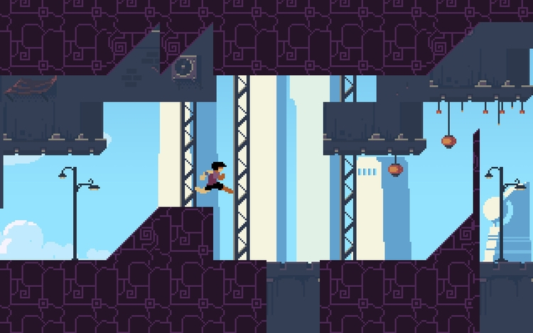 'Stag Runner' global game jam 2 - leafthief | ello