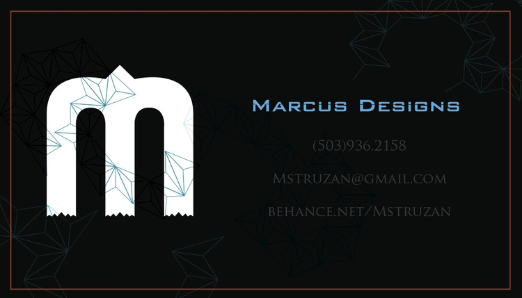 Marcus Designs 1 - #logo#logodesign#logotype#graphicdesign#cartoon#cartoonlogo - mstruzan | ello