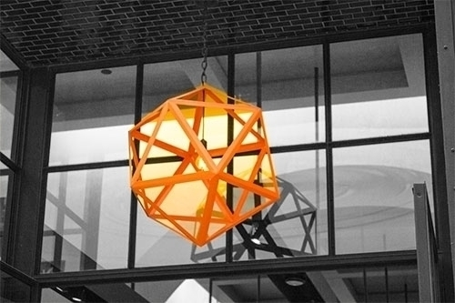 Orange Orbe - abstract, toronto - mandidennie | ello