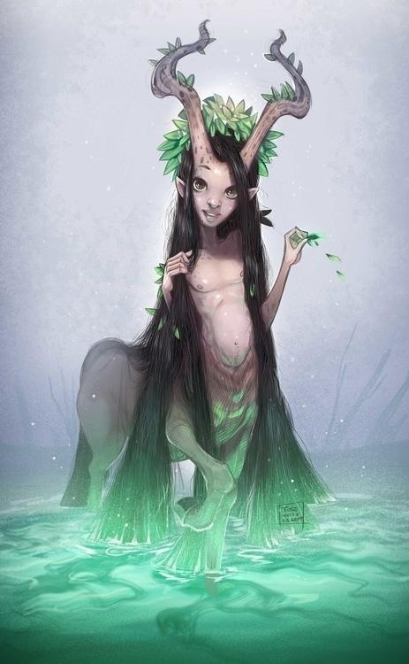 illustration, characterdesign - tombino | ello