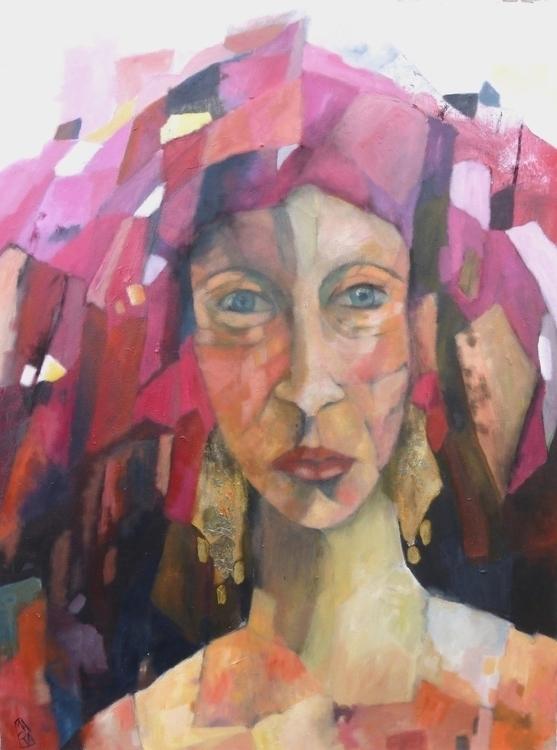 La vision - painting - mara-6284 | ello